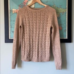 Lands End knit Sweater